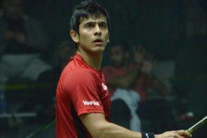 Saurav Ghosal enters Wimbledon Club Squash semis
