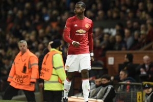 Manchester United's Paul Pogba suffers injury in UEFA Europa League win