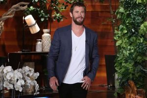 Hemsworth: Lucky to be a part of 'Thor: Ragnarok'