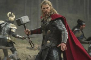 Chris Hemsworth thought Marvel had fired him