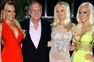 'American Playboy: The Hugh Hefner Story' to premiere on April 7
