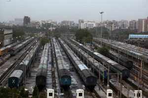 Train services hit in Assam by blockade