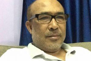 Manipur CM seeks titular King Leishemba Sanajaoba's help