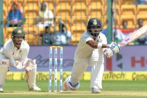 India vs Australia 3rd Test Day 2: Rahul, Vijay cruise as India trail Aussies by 431 runs