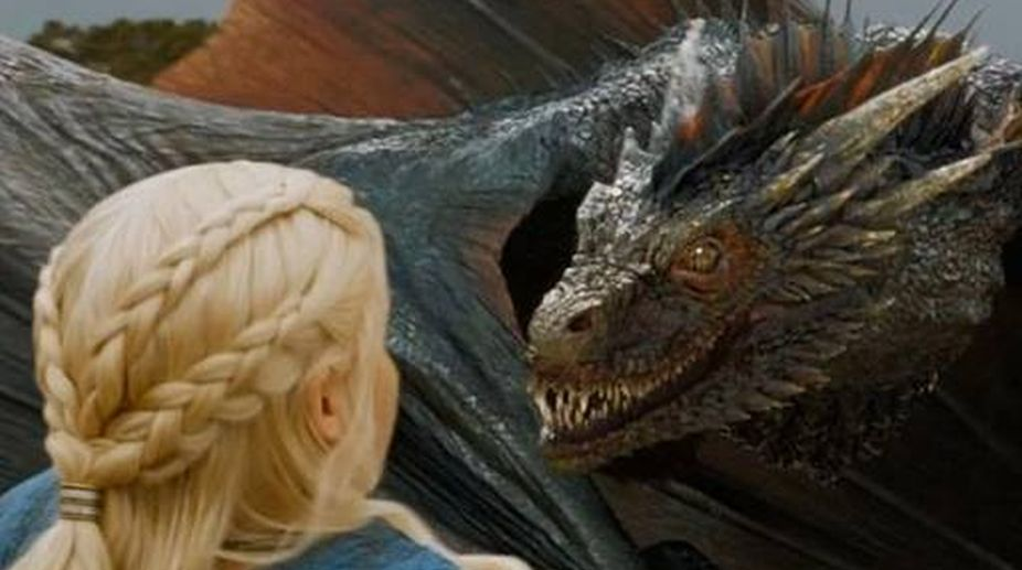 Game of Thrones' dragon purrs recordings of mating tortoises