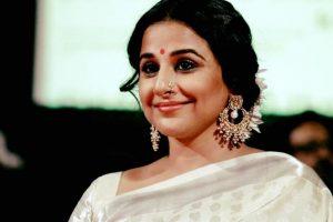 Actors shouldn't take political stands: Vidya Balan