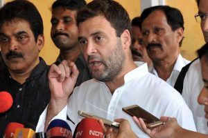 When they fail to deliver, they divide: Rahul on Modi govt