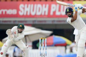 India vs Australia 3rd Test Day 2: Vijay, Pujara help India stage fightback