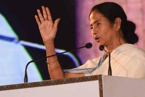Would be happy to join anti-BJP front, says Mamata