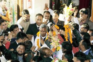 Stiff competition for ministerial berths in Uttarakhand