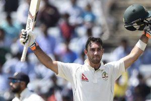 India vs Australia: Centurion Maxwell happy to contribute in comeback Test