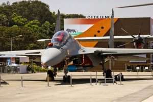 India, Russia sign two agreements for Sukhois' maintenance