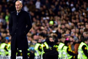 Zidane looking forward to facing his 'master' Ancelotti in Champions League
