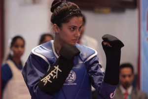 Kudo mission: Biggest safety weapon every woman has is herself, says Taapsee Pannu