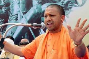 Those who believe in gun, should be answered in same way: Yogi