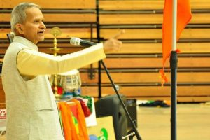 After Yogi's elevation, RSS says it has no say in selection
