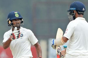 Wriddhiman Saha sets sights on 1st Test, eyes momentum ahead in series