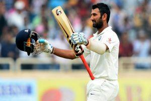 India vs Australia 3rd Test Day 4: Pujara's double-ton puts India on top