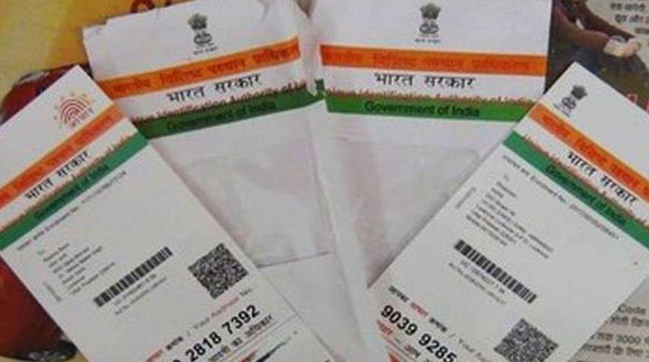 Aadhaar-PAN linkage, Central government, Aadhaar card