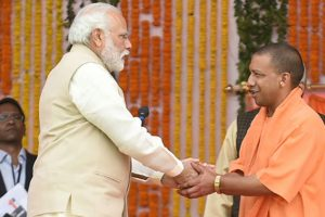 BJP Dalit MLA complains to PM Modi over CM Yogi's 'misbehaviour'