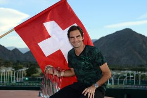Indian Wells: Roger Federer beats Stanislas Wawrinka to lift 5th title