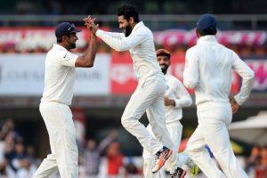India vs Australia: Ravindra Jadeja dismisses Smith to keep Aussies under control