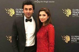 What were Ranbir Kapoor, Mahira Khan doing in Dubai?