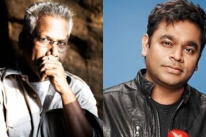 Every film with Rahman is special journey: Mani Ratnam