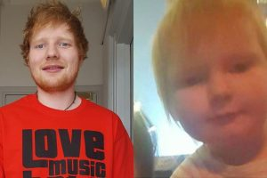 Ed Sheeran doppelganger little Isla breaks internet