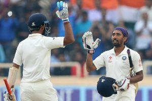 Pujara-Saha partnership is the best I have seen: Virat Kohli