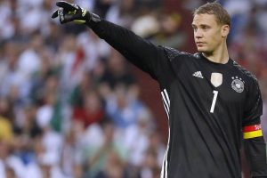 Germany captain Manuel Neuer ruled out of World Cup qualifier