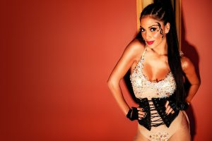 I'm a fool for love:  Nicole Scherzinger
