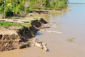 Intense rains in Peru, flood alert for Amazon river