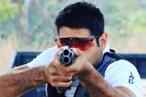 Dismal show by Indian trio at Shooting WC men's trap event