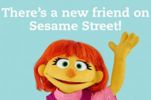 'Sesame Street' introduces muppet with autism