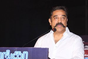 Kamal Haasan escapes fire tragedy