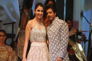 Anushka, Diljit keep believing in the impossible: SRK
