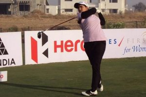 Amandeep eyes encore at Hero Women's Professional Golf Tour