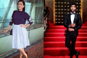 Gauahar Khan gives fitting reply to people over Kushal Tandon