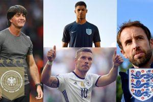 Germany vs England preview: Arch-rivals reunite for Podolski's farewell