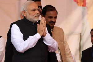 Modi asks BJP MPs from UP to focus on development
