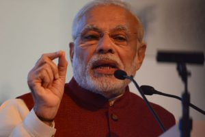 Modi remembers Lohia on birth anniversary