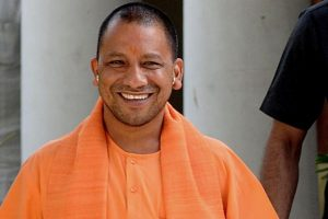 UP CM Yogi Adityanath, others greet people on Holi