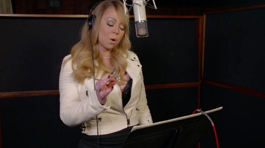 Mariah Carey's single gets film adaptation