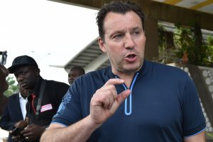 Ivory Coast unveil Marc Wilmots as new coach