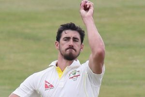 Ashes test: Starc 'ready' to go says Smith, Agar likely to sit out