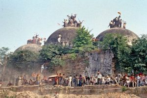 SC to treat Ram Mandir-Babri Masjid row as land dispute