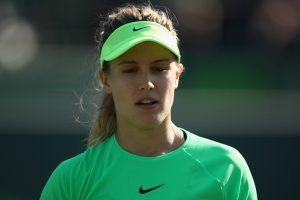 Miami Open: Eugenie Bouchard stunned in first-round