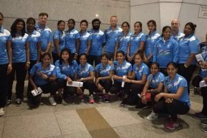 Rani-led India leave for West Vancouver for World League Round 2