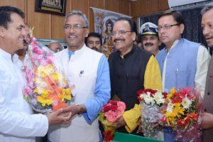 Premchand Aggarwal unanimously elected Uttarakhand Assembly speaker